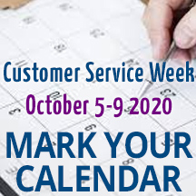 Customer Service Week not too late
