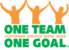 Customer Service Week | October 6th-10th