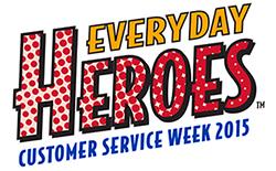 Customer Service Week Logo