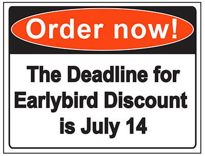Customer Service Week Earlybird Discount