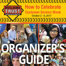 Customer Service Week Organizer's Guide